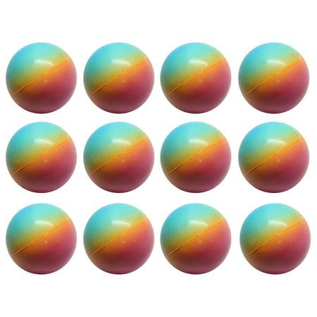 BULK 12 Rainbow Stress Balls - Sensory, Stress, Fidget Toy - Reward, Classroom Small Novelty Toy Party Favors](Novelty Toys Bulk Cheap)