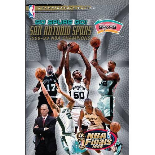 NBA Champions 1999: San Antonio Spurs by Team Marketing