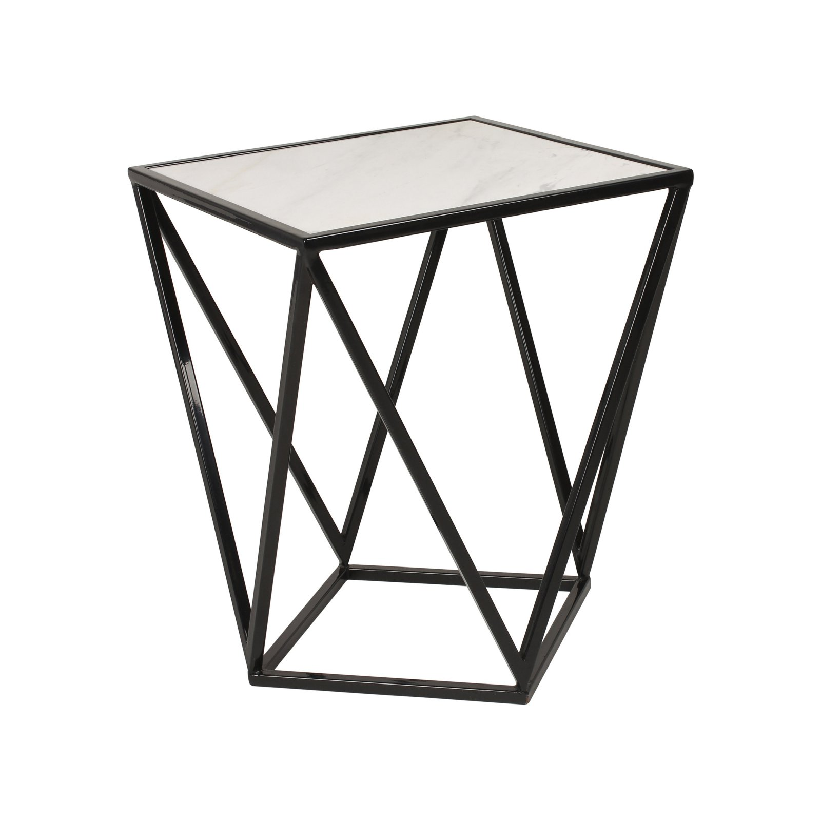 Kate and Laurel Maia Side Accent Table by Overstock