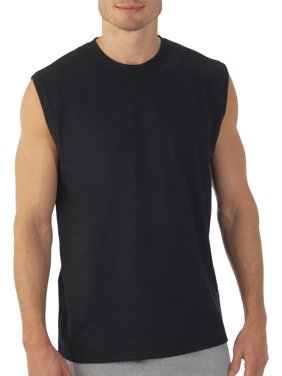 ca7f5e5459b5e Product Image Men s Dual Defense UPF Muscle Shirt