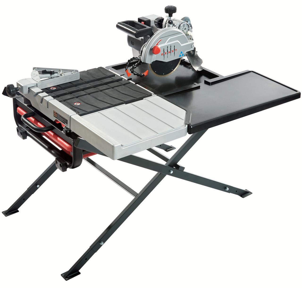 """7"""" Wet Tile Saw Kit W Scissor Stand by Lackmond Products, Inc."""