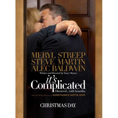 Its Complicated  2009  11X17 Movie Poster