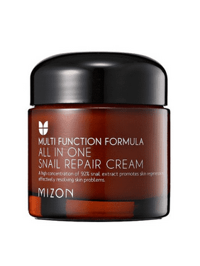 Mizon All In One Snail Repair Cream Face Moisturizer, 2.53 Oz