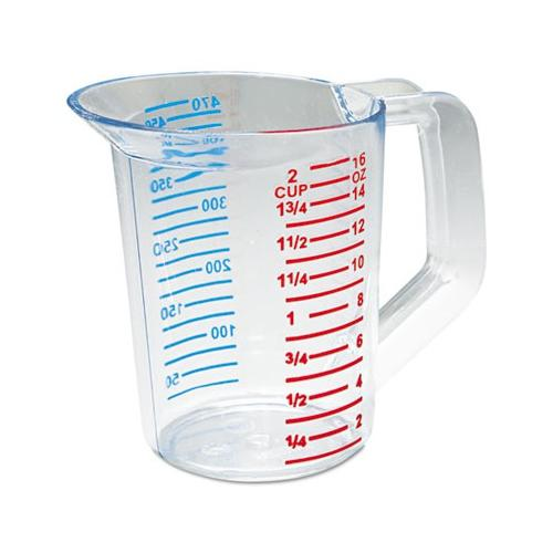 Rubbermaid Bouncer Measuring Cup RCP3215CLE
