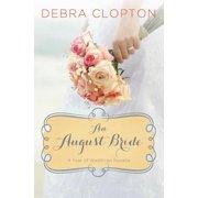 An August Bride - eBook