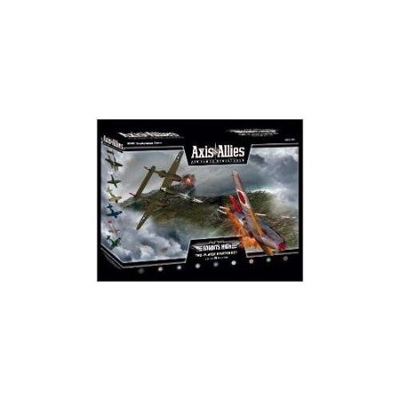 Axis And Allies Miniatures Rules (Air Force - Bandits High Two-Player Starter Set MINT/New)