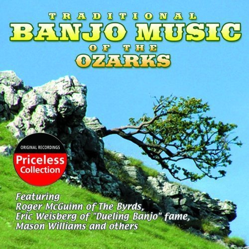 Banjo Music Traditional Banjo Music of the Ozarks [CD] by