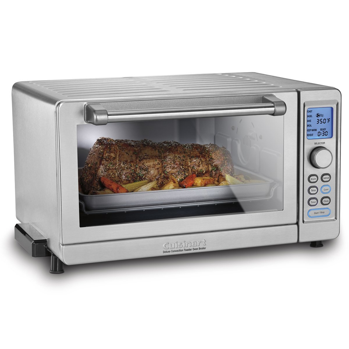 Cuisinart TOB-135NC Deluxe Convection Toaster Oven Broiler
