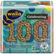 Wasa Thin Rye Swedish Crispbread 8.6 oz