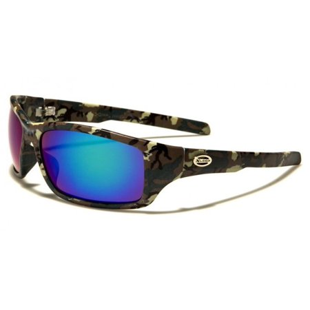 New Camouflage Hunting Sports Outdoors Sunglasses Duck Dynasty Black (Sunglasses For Duck Hunting)