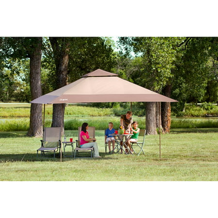 Chapter 13 X 13 Pagoda Instant Canopy Gazebo Shelter 169 Sq Ft Coverage Walmart Com