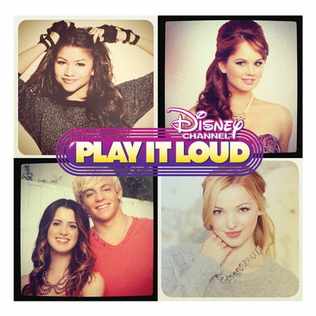 Disney Channel Play It Loud (CD) (Halloween 1 Disney Channel)