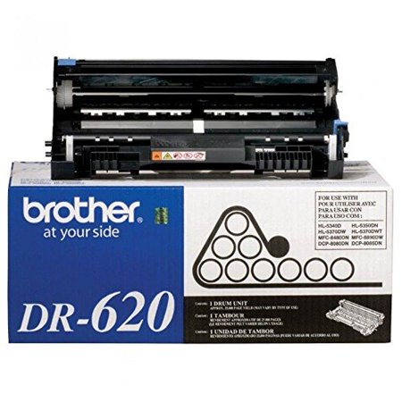 Brother DCP-8080DN Black OEM Drum Unit (25,000 Yield) Oem Black Drum