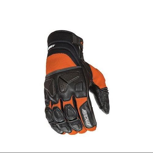 Joe Rocket Atomic X 2014 Gloves Orange/Black SM