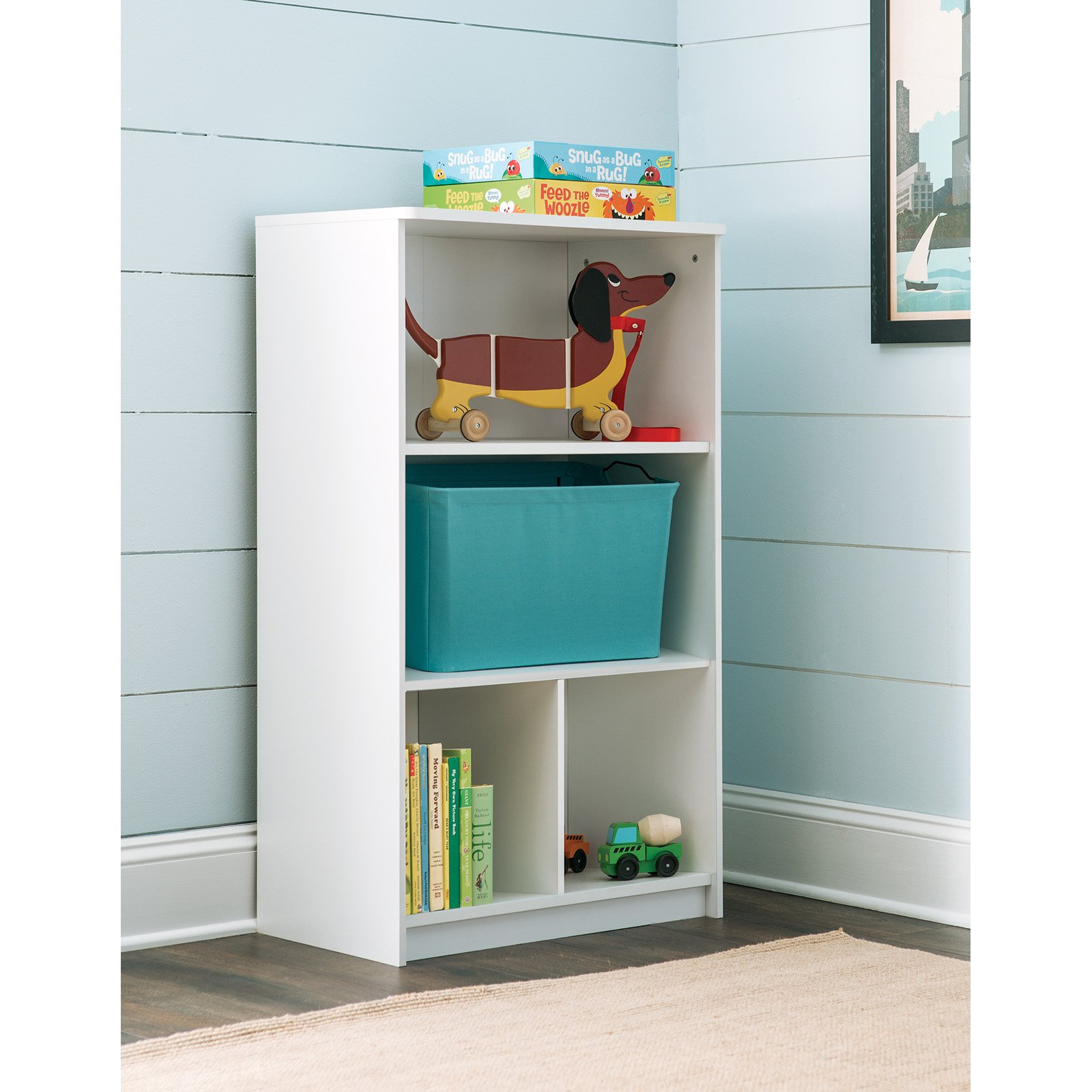 ClosetMaid KidSpace 3-Tier Bookcase