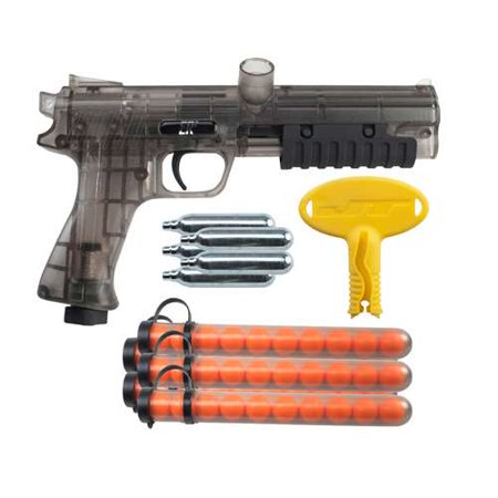 Paintball Marker Gun Case (JT ER2 RTP Pump Paintball Marker Gun Player Pack (extra Paintballs +CO2) )