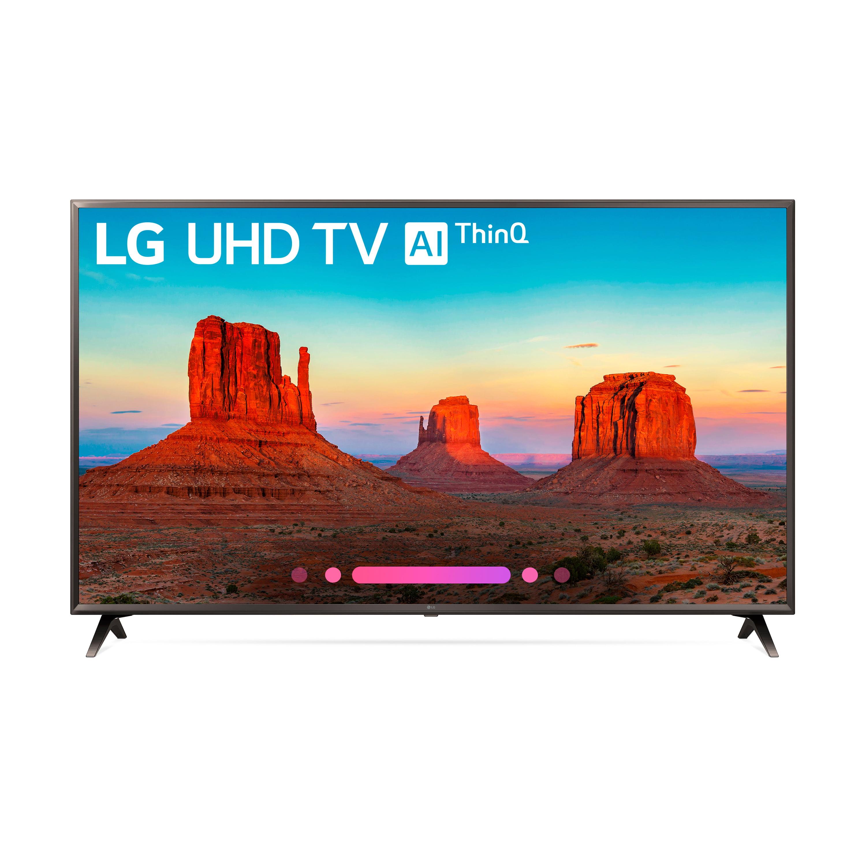 "LG 65"" Class 4K (2160P) Ultra HD Smart LED HDR TV 65UK6300PUE"