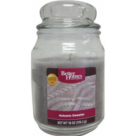 Better Homes And Gardens 18 Oz Candle Autumn Sweater