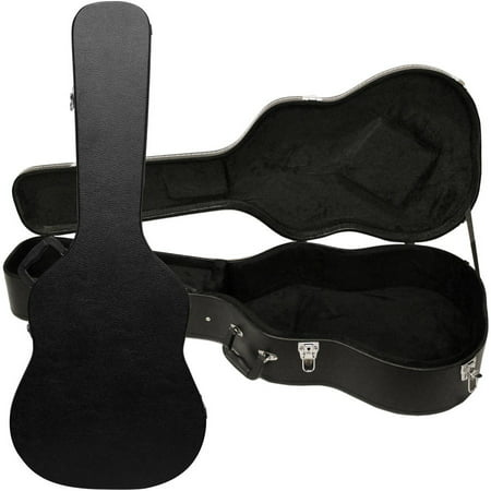 ChromaCast Acoustic Guitar Hard Case (Guitar Case Hard Acoustic)