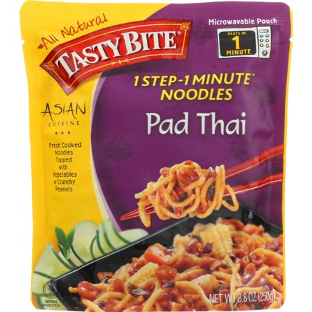 Tasty Bite Asian Noodles Pad Thai, 8.8 OZ