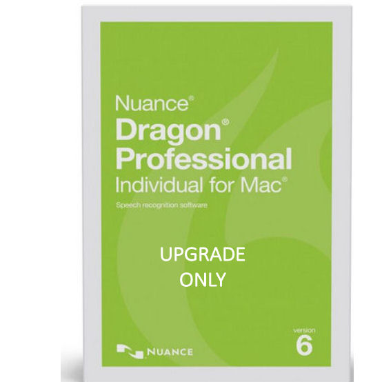 Nuance SN-S681A-K1A-6.0 Dragon Professional Individual Fo...