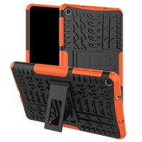 Useful Rugged Hybrid Case Stand Cover For Samsung Galaxy Tab A 8.0 2019 SM-P200/P205