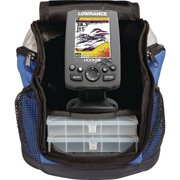 """Lowrance HOOK-3X All Season Pack with Transducer & 3.5"""" Display, 000-12638-001"""