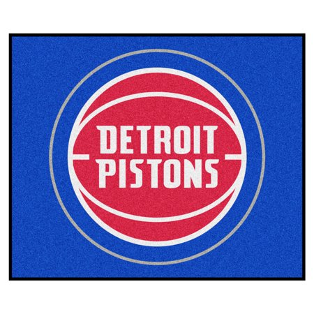 (NBA - Detroit Pistons Tailgater Rug 5'x6')
