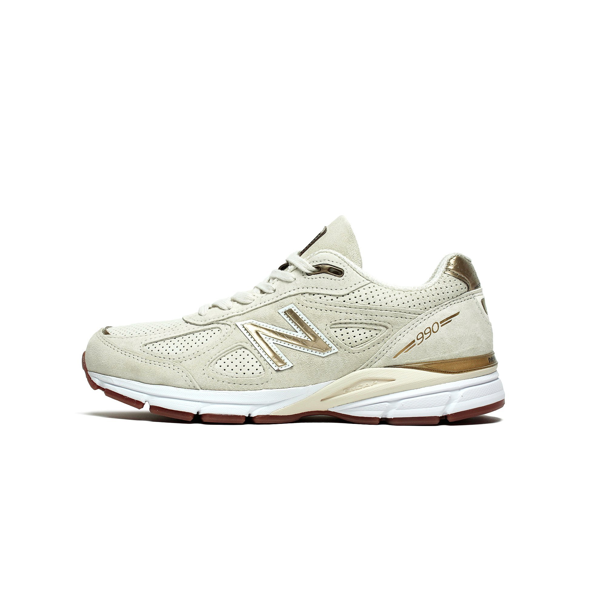 Mens New Balance 990 Made In USA Off White M990AG4 by