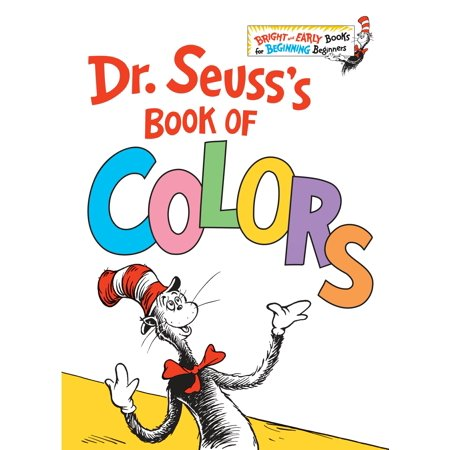 Dr. Seuss's Book of Colors - Dr Seuss Book Set
