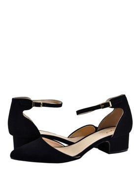 3edcbc69d10 Product Image Qupid Swing 01 Women s Pointy Closed Toe Heel