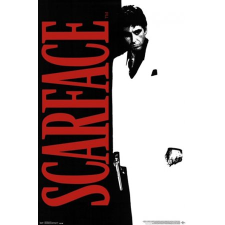 Scarface - Classic Poster Print ()