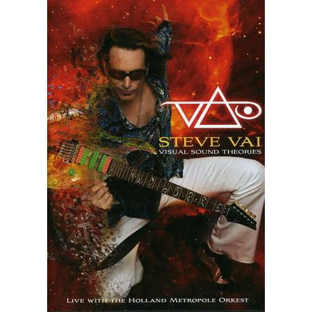 Steve Vai - Visual Sound Theories [DVD]