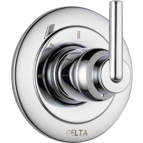 Delta Trinsic Three Function Diverter Valve Trim, Available in Various Colors
