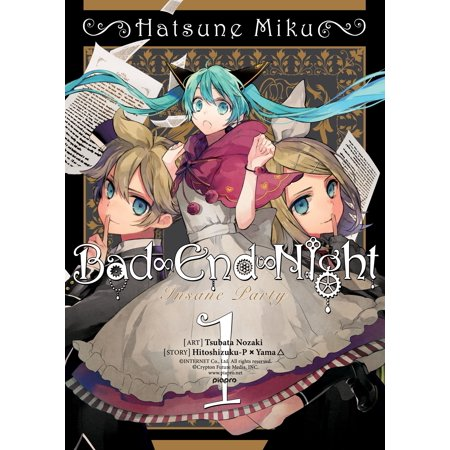 Hatsune Miku: Bad End Night Vol. 1 - Happy Halloween Hatsune Miku