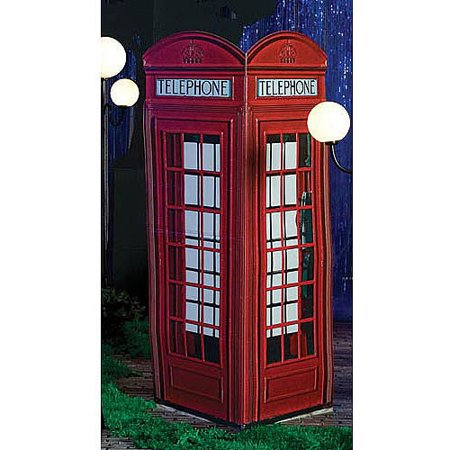 London Phone Booth for $<!---->