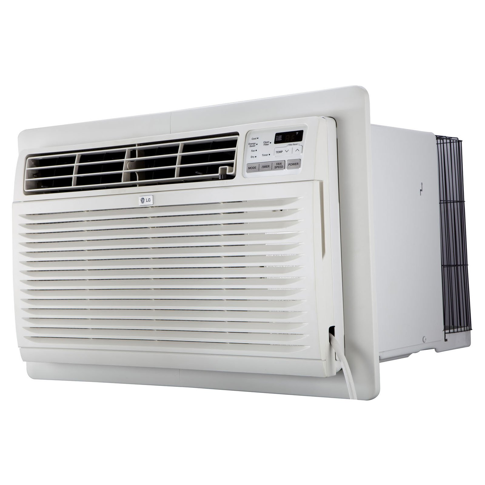 LG 8000 BTU 115V Through-the-Wall Air Conditioner with Remote Control
