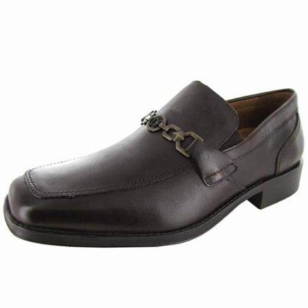 Donald J  Pliner Mens Kolle 21 Slip On Loafer Shoe  Expresso  Us 10 5