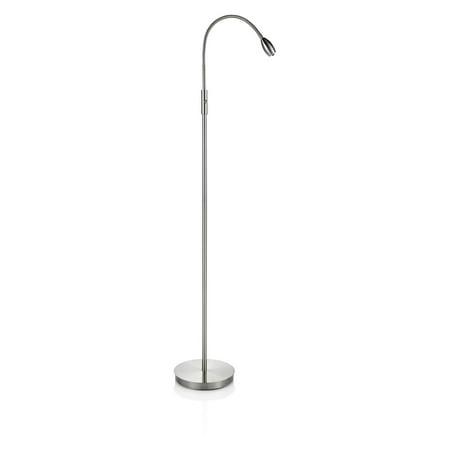 Daylight 24 High Output LED Adjustable Beam Floor Task Lamp