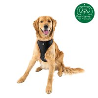 FurHaven Pet Harness   Mesh Dog & Cat Harness, Black, Extra Large