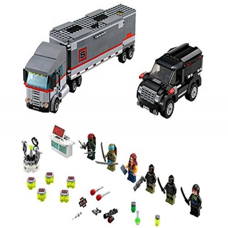LEGO® Teenage Mutant Ninja Turtles® TMNT Big Rig Snow Get...