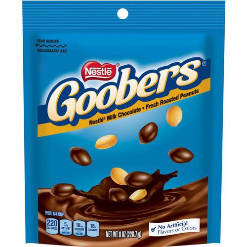 (2 Pack) Nestle Goobers, 8 oz