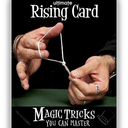 Amazing Easy To Learn Magic Tricks Dvd: Ultimate Rising Card - Includes Professional Magic Thread - image 3 of 6