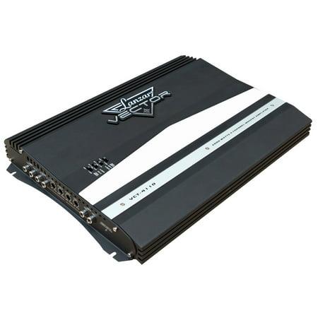 LANZAR VCT4110 - Slim 2000 watt 4-Channel High Power MOSFET Car