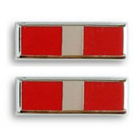 USMC Warrant Officer 3 WO3 Collar Rank Insignia ()