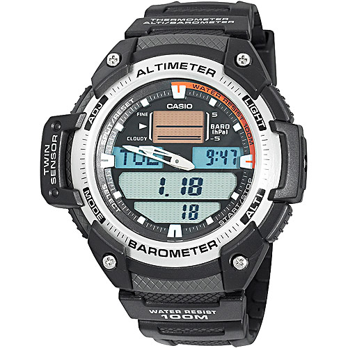 Casio Men's Multi-Task Gear Sports Watch