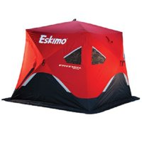 Eskimo Fatfish 949 FF949 3-4 Person Portable Pop Up Ice Fishing Shelter