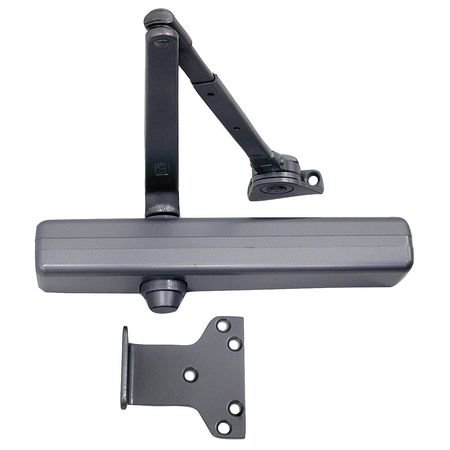 Lcn Door Hinges - Door Closer,Aluminum,Nonhanded LCN 1461-Hw/PA AL
