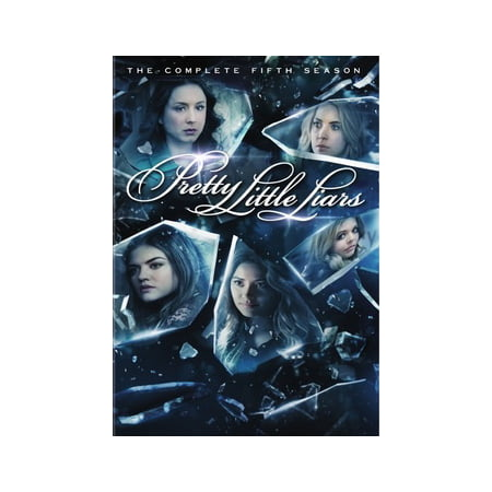 Pretty Little Liars: The Complete Fifth Season (DVD) - Halloween Costume Pretty Little Liars