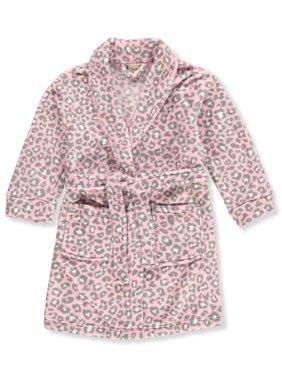 Sweet n Sassy Girls' Plush Robe